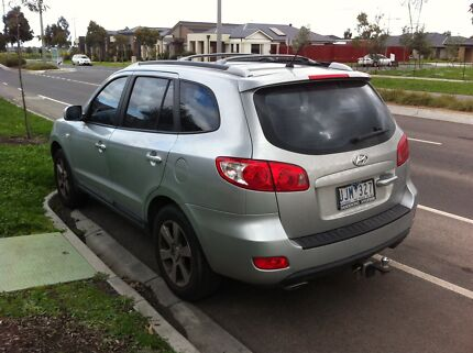 Hyundai Santa Fe 2006  North Melbourne Melbourne City Preview