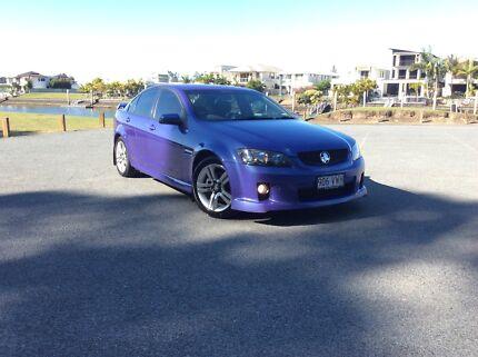 HOLDEN COMMODORE SV6 1 YEAR REGO Surfers Paradise Gold Coast City Preview