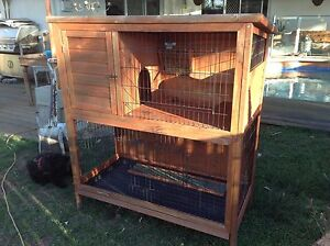 Small animal hutch Parkwood Gold Coast City Preview