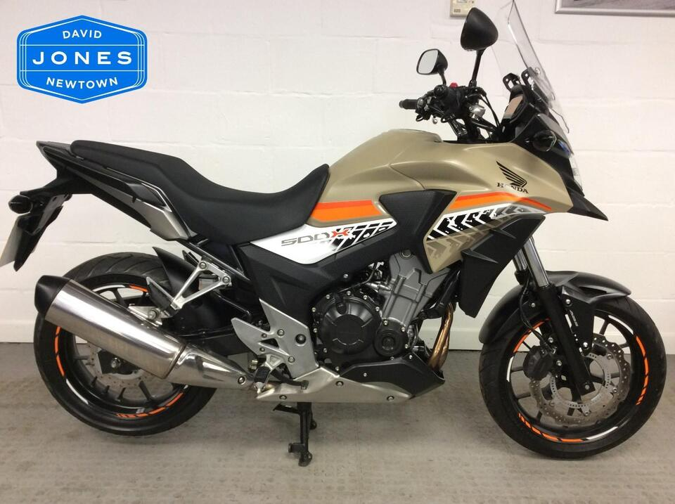 Honda CB500X CB500 XAG 2016 / 65 ABS Adventure - 6000 miles A2 Licence