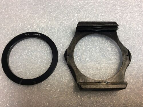 Cokin A Series Square Filter System Holder with 52 mm Ring France