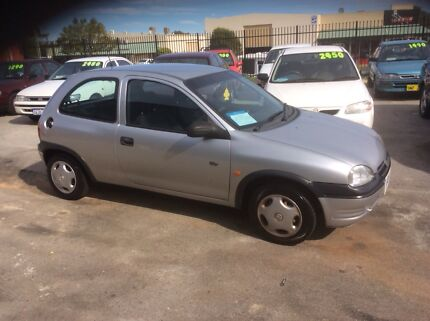 HOLDEN BARINA CITY HATCHBACK. $1200. Wangara Wanneroo Area Preview
