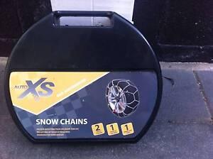 ALDI Snow chain XS Pyrmont Inner Sydney Preview