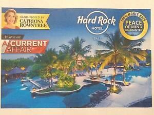 Bali Accommodation Scoopon Voucher for Hard Rock Bali Kuta Frankston Frankston Area Preview