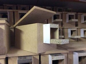 Bird Breeding Boxes $2.50 FACTORY PRICES SAVE $$$$ St Marys Penrith Area Preview