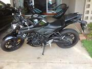 MT03 2017 Yamaha Motorcycle Coffs Harbour Coffs Harbour City Preview