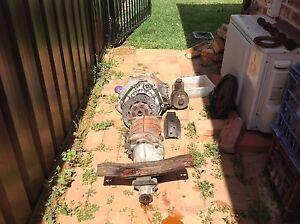 Gear box M21 Barden Ridge Sutherland Area Preview