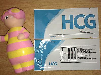 Lot of 50 HCG Pregnancy Test Strips FDA Profligate Discreet US Ship