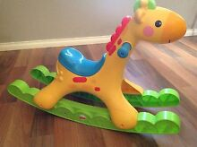 Fisher price rocking horse Southern River Gosnells Area Preview