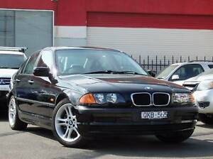 2000 BMW 318i Sedan *** VERY LOW KMS *** $8,750 DRIVE AWAY Footscray Maribyrnong Area Preview