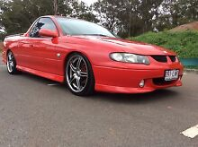 2002 Holden Commodore SS manual ute Eight Mile Plains Brisbane South West Preview