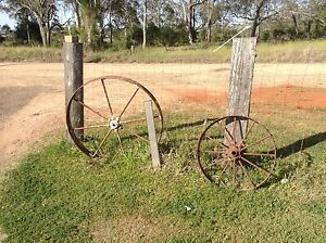 Old farm relics Highfields Toowoomba Surrounds Preview