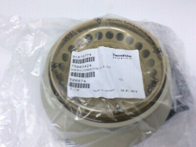 Thermo Fisher 91078774 75003424 500074. 24x2ml Mikrolite Centrifuge Rotor