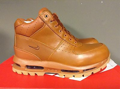 c737a36f8b ... Nike 2016 Air Max Goadome ACG New Mens Boots TAWNY GUM LIGHT BROWN  865031-208 ...
