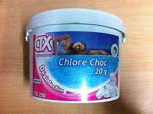 Chlore choc les bons plans de micromonde for Chlore choc piscine