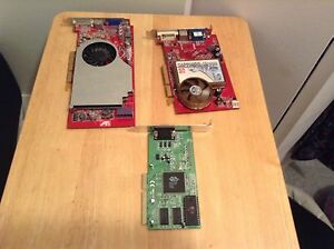 3 Video Cards