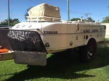 2012 Robust Titanium Hardfloor Off-road Camper trailer Gladstone Gladstone City Preview