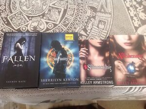 Teen or Young Adult books excellent condition.