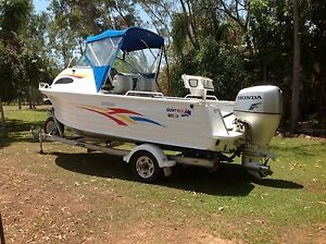 Quintrex 570 Spirit Kirwan Townsville Surrounds Preview