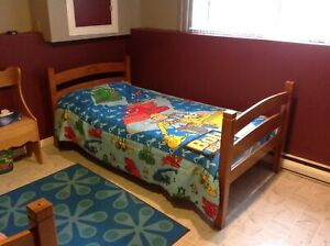 Two single  size  beds $200 each or $300 for both