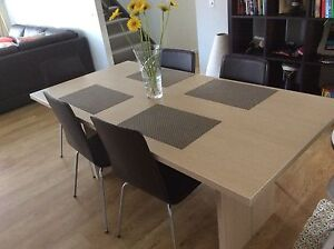 Dining Table from Freedom Furniture Fig Tree Pocket Brisbane North West Preview
