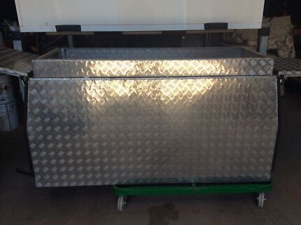 Tool/Camping aluminium fabricated box Evans Head Richmond Valley Preview