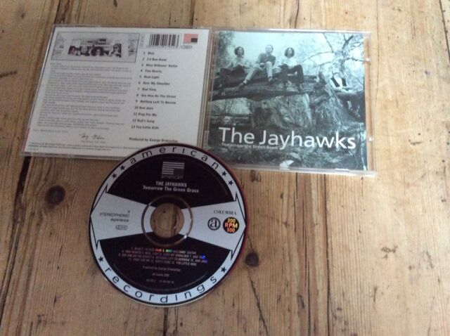 THE JAYHAWKS: TOMORROW THE GREEN GRASS 2002 CD  Country rock