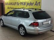 "Volkswagen Golf VI Variant Match BlueMotion""1.Hd-Automatik"