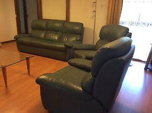 Pegar Leather Lounges Sofas Gumtree Australia Free