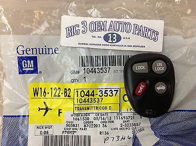 Chevrolet Impala Monte Caro Pontiac Grand Prix Door 4 Button Lock Key Fob new OE