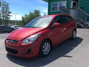 2013 Hyundai Accent GL 5DR AUTOMATIC WITH AIR CONDITION AND KEYL