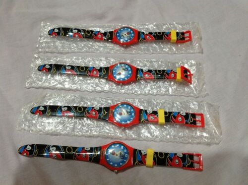 Vintage 1994 SEGA SONIC THE HEDGEHOG Wrist Watch NEW NOS swatch og original ASIS