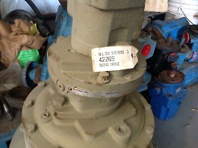 Allied Systems Hydraulic Swing Drive 42269 By Eskridge Inc.