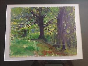 Watercolour in the woods Durack Brisbane South West Preview