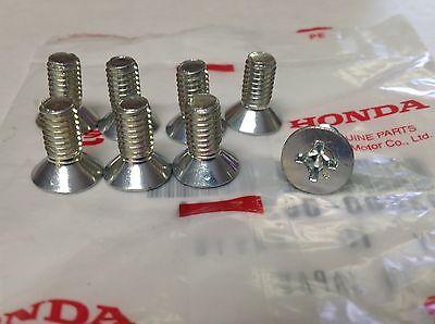 Faster Shipping Genuine Honda/Acura Disc Brake Rotor Screw 8 PACK  93600060140h