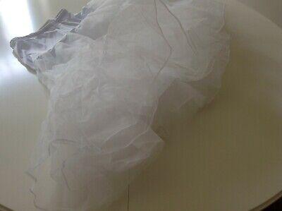 Deux jupons de fille, ballet, en tissu de tulle, magnifique état