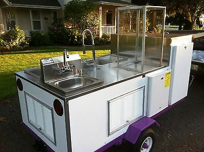 Food Cart Hot Dog Cart Espresso Cart Coffee Cart Taco Cart Sandwich Cart
