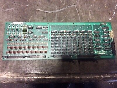 Yaskawa JANCD-G10 01B PC Control Board, DF8000006, Used, WARRANTY