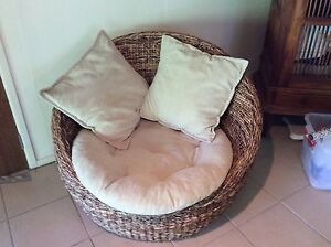 Far Pavillion Cane chair Indooroopilly Brisbane South West Preview