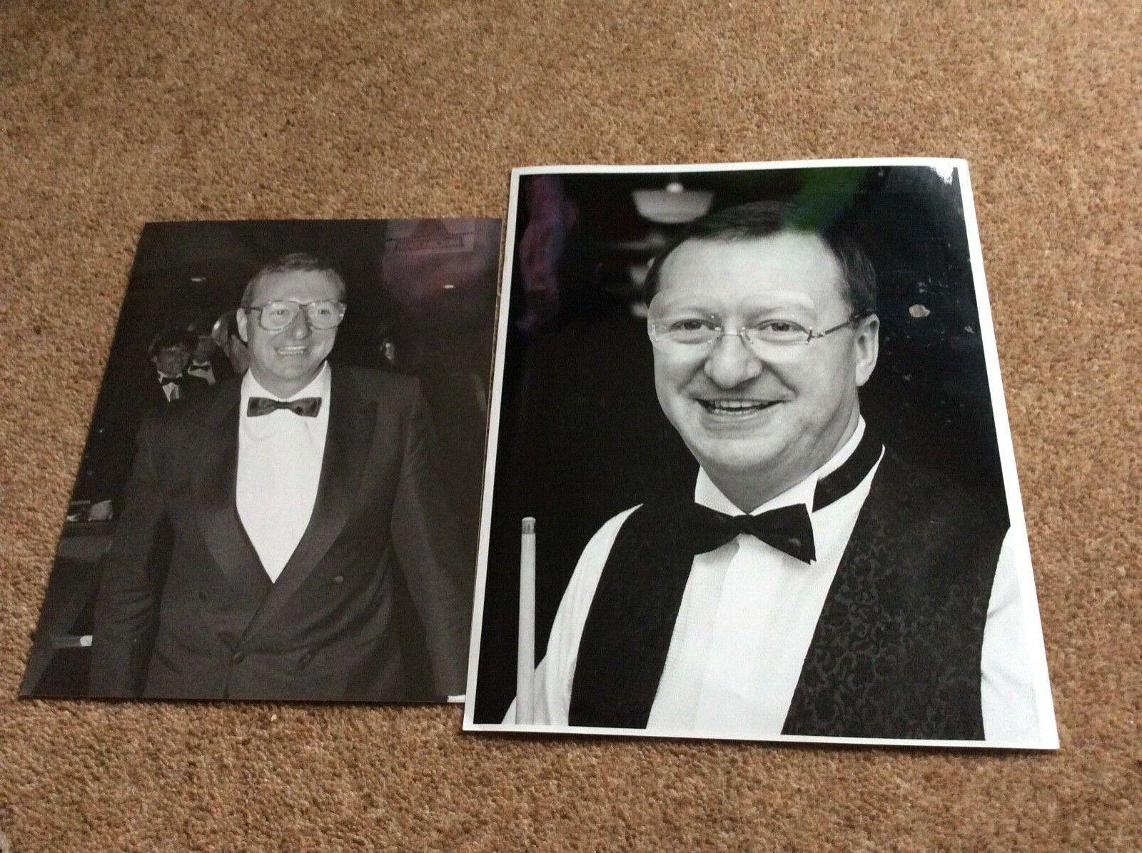 Dennis Taylor Snooker Photos
