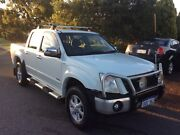 2007 Holden Rodeo Ute Bayonet Head Albany Area Preview