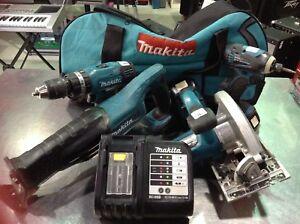 Kit d'outils makita