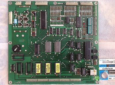 Williams system 4 CPU MPU board ID-2001-133-4 & ROM Set Flash & (many more)