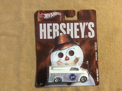 Hot Wheels Hersheys Dairy Delivery
