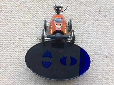 Brand new Turbo Radio Control Chariot with Awesome Actions. ()