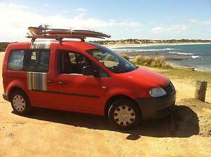 Volkswagen Caddy Life - mini campervan Elwood Port Phillip Preview