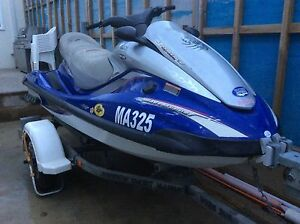 YAMAHA FX160 HO CRUISER 2004 3 SEATER WAVERUNNER JETSKI JET SKI Greenvale Hume Area Preview
