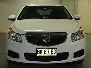 2011 Holden Cruze Sedan Bexley Rockdale Area Preview