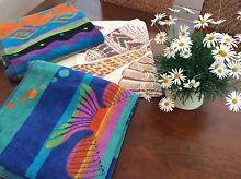 Three beach towels Mosman Mosman Area Preview