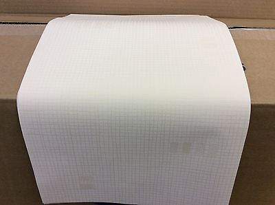 """Tischdecke Mitteldecke 84x84 cm """"Creme""""aus Papier 100 Stück Duni Dunisilk"""